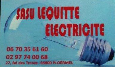 LE QUITTE Electricité