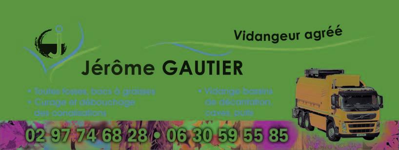 Jérôme Gautier Vidange