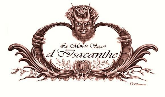 Le Monde Secret d'Isacanthe