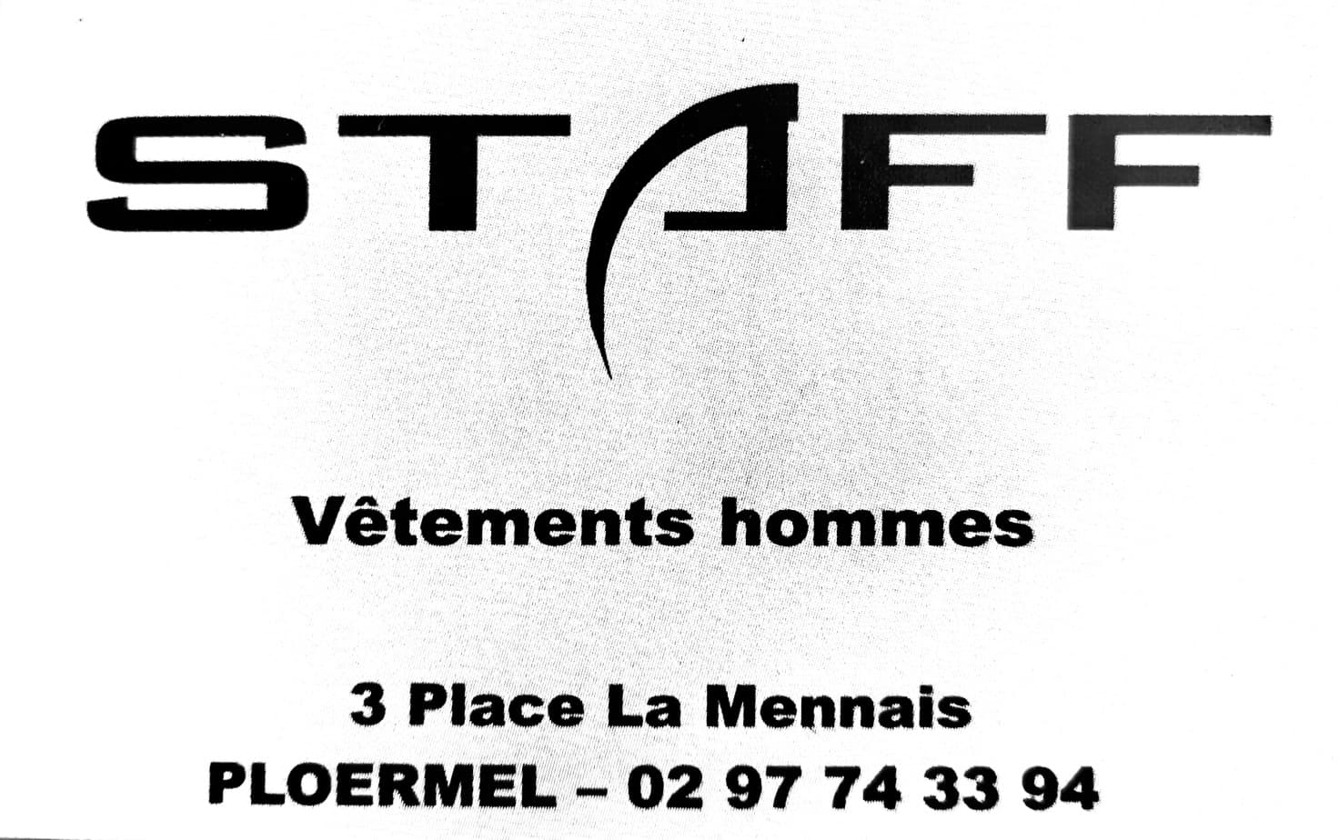 Staff Ploërmel